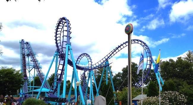Lake compounce CT
