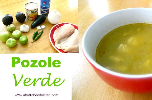 Pozole Verde receta