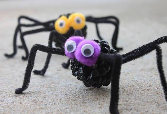 Actividades de Halloween para niños
