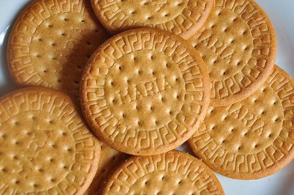 Atole galletas maria
