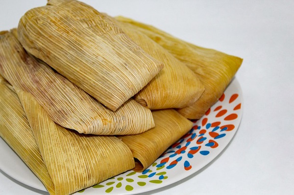 receta tamales tipicos facil
