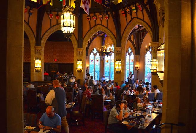 Cinderellas Royal Table Disney
