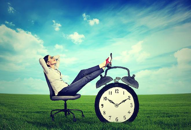 organizar tiempo