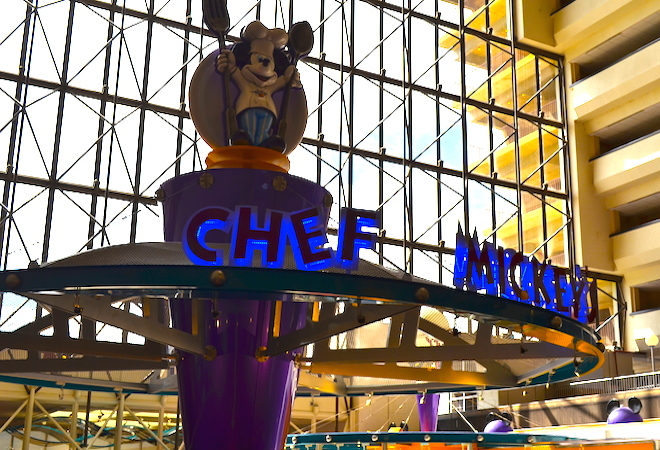 Chef Mickey Disney