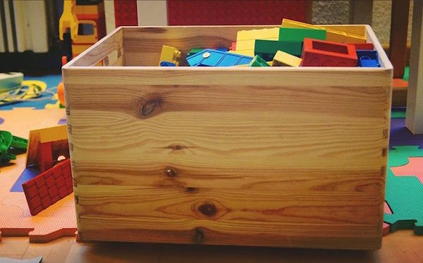 niños mas organizados hogar
