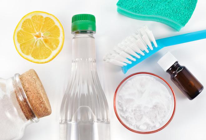 limpiadores caseros
