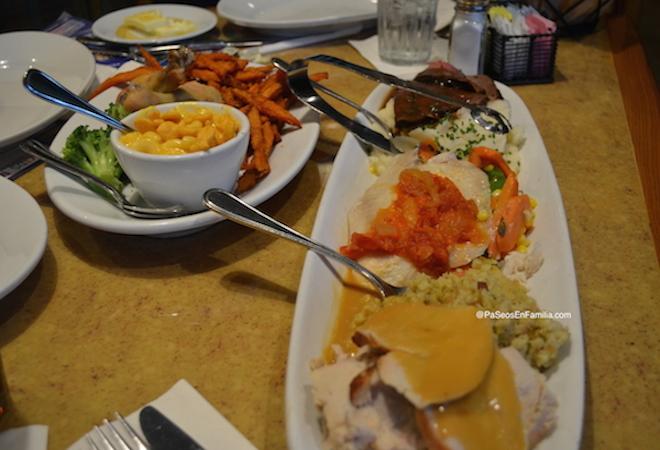 Restaurante-The-Garden-Grill-Epcot