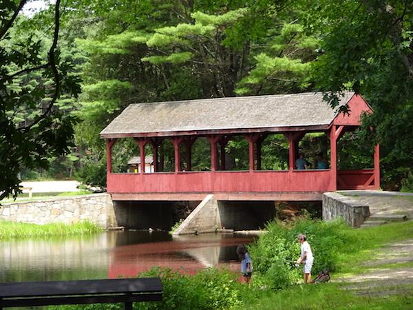 Stratton Brook State Park en Simsbury