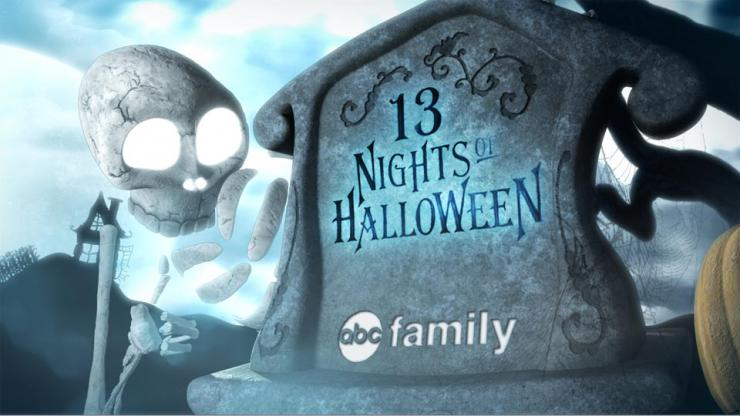 13 Noches de Halloween ABC Family