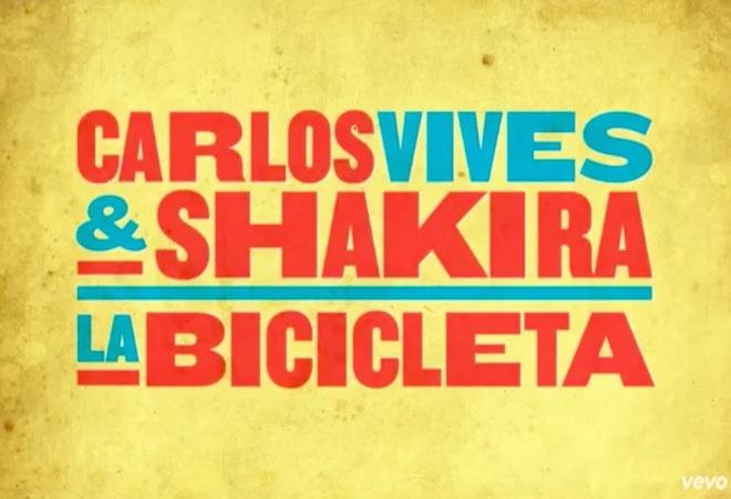 La Bicicleta Carlos Vives Shakira