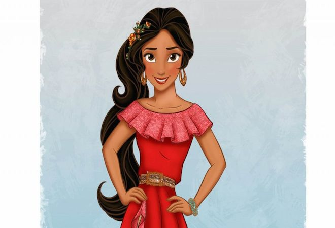 Nueva princesa latina de Disney