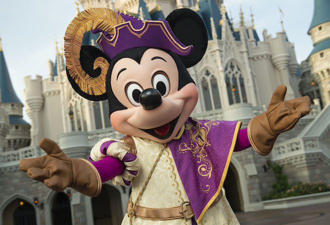 Nuevo de Disney
