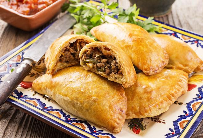 Comidas Latinas para Disfrutar Empanadas