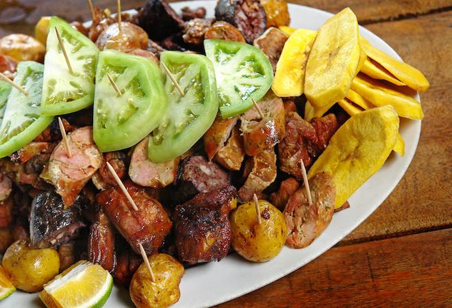 10 comidas Latinas para disfrutar del fútbol