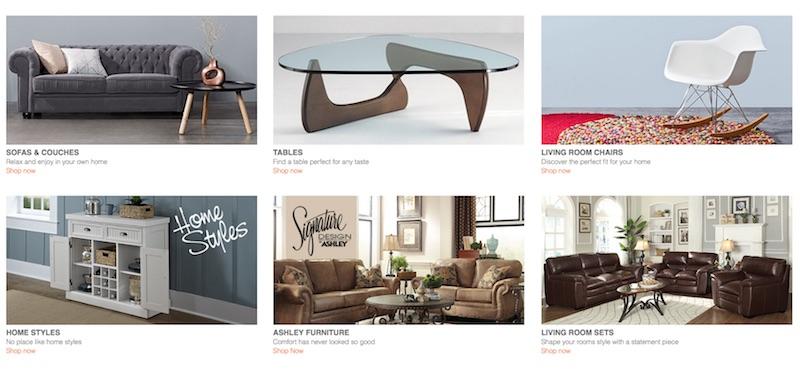 Amazon muebles para la casa