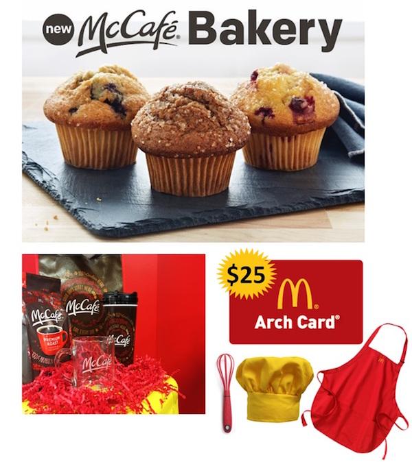 nuevos pastelitos horneados en McDonalds
