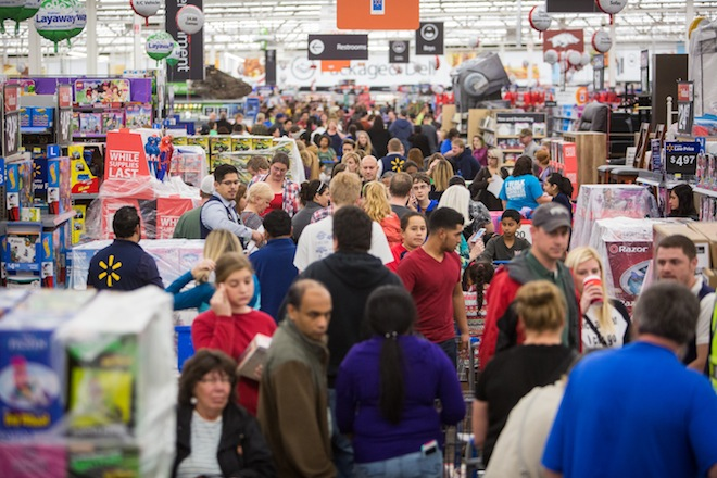 Walmart revela ofertas de Black Friday
