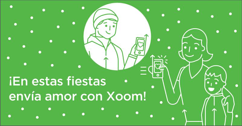 Xoom de Paypal para enviar dinero desde Estados Unidos