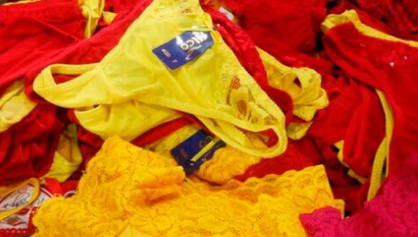 ropa interior amarilla aguero