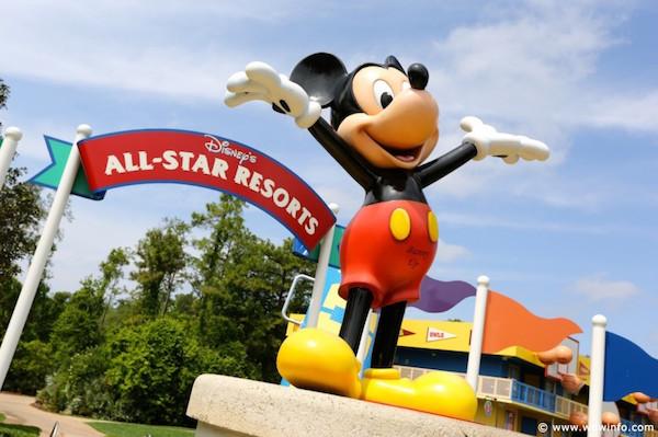 Hotel de Disney All-Star-Sports
