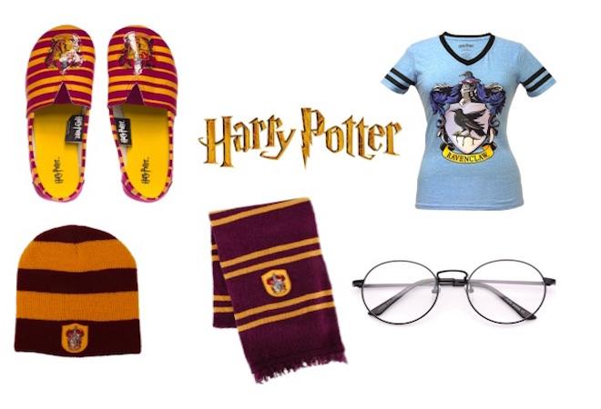 Moda de Harry Potter