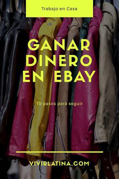 Ganar dinero en Ebay consigue 100