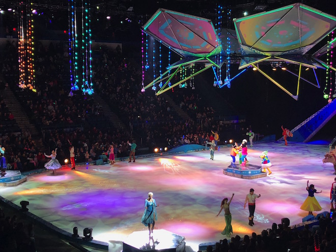Disney on Ice FROZEN Connecticut blogger