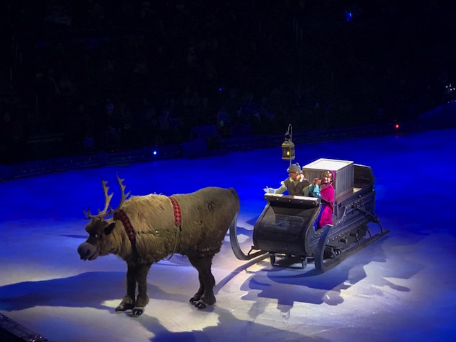 Disney on Ice Show FROZEN