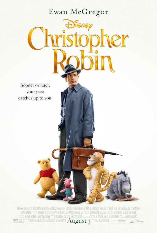 Christopher Robin de Disney movie