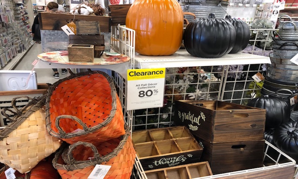 Michaels ofrece decoraciones de Halloween