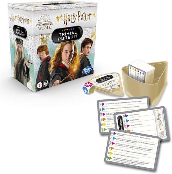 Harry Potter Juego de Mesa Trivia