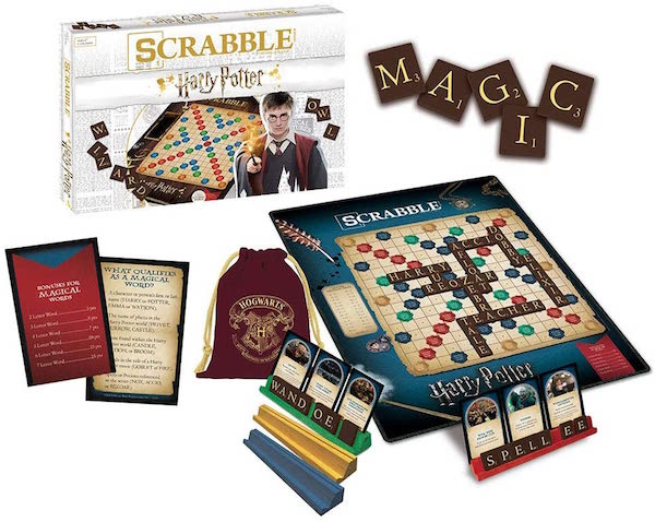 Scrabble Harry Potter Juego