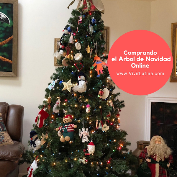 arbol de navidad online vivirlatina