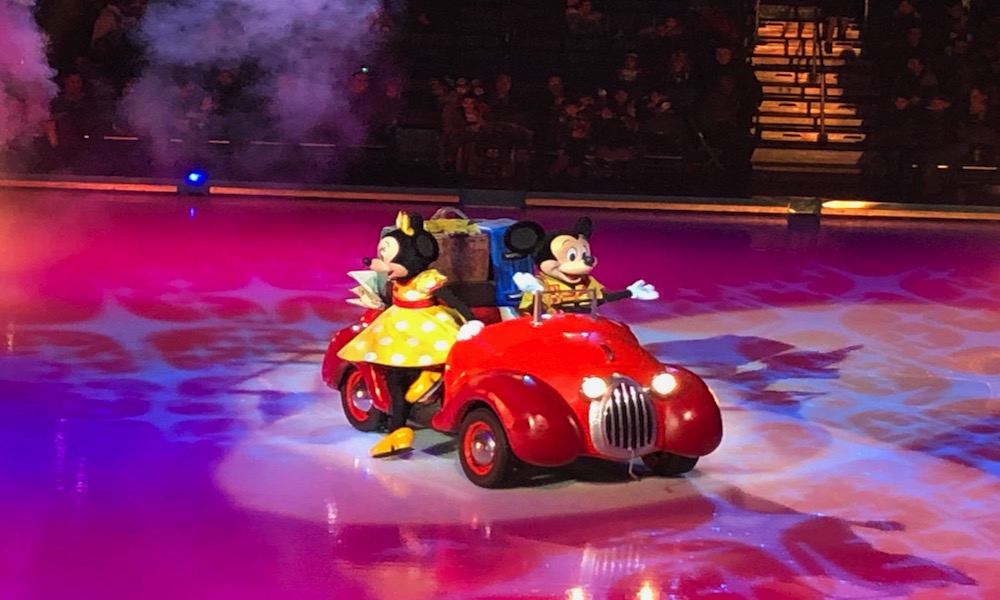 Disney On Ice Worlds of Enchantment Connecticut