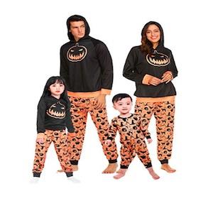 Pajamas de Halloween