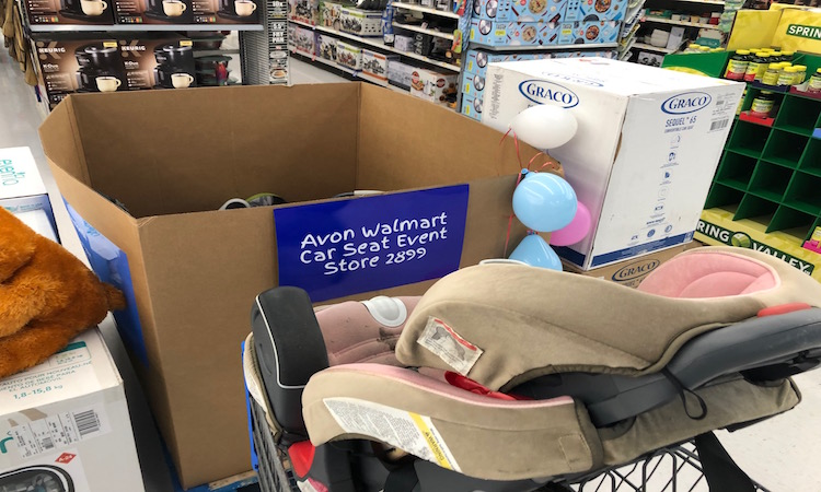 Trade in event walmart