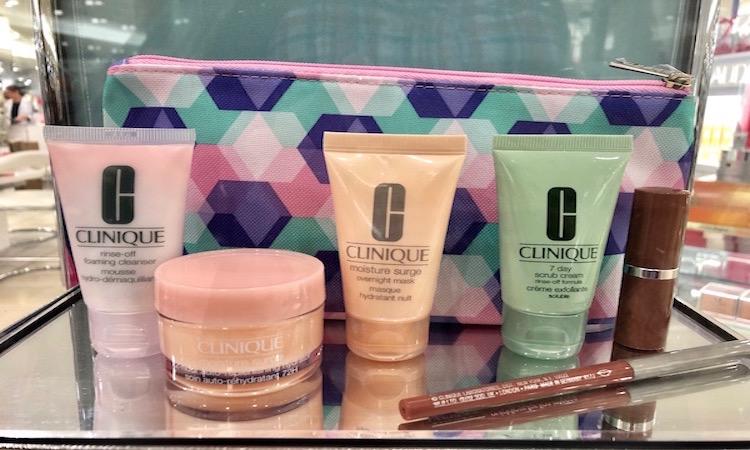 Productos CLINIQUE oferta gratis