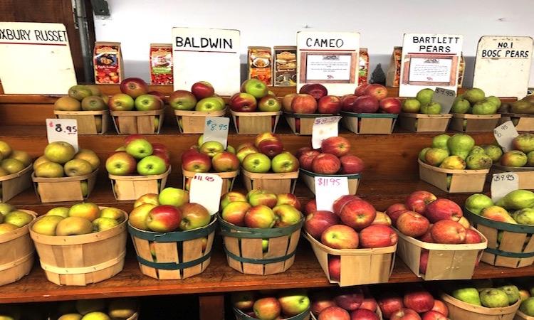 granja de manzanas connecticut