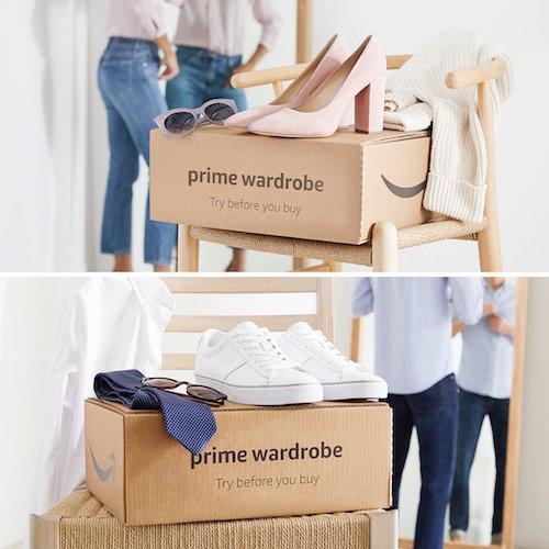 Amazon wardrobe servicio
