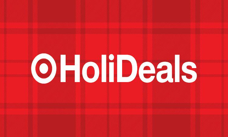 HoliDeals Ofertas navidad Target