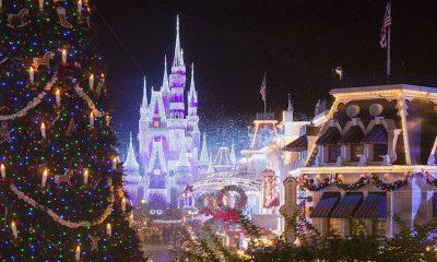 Navidad Walt Disney World