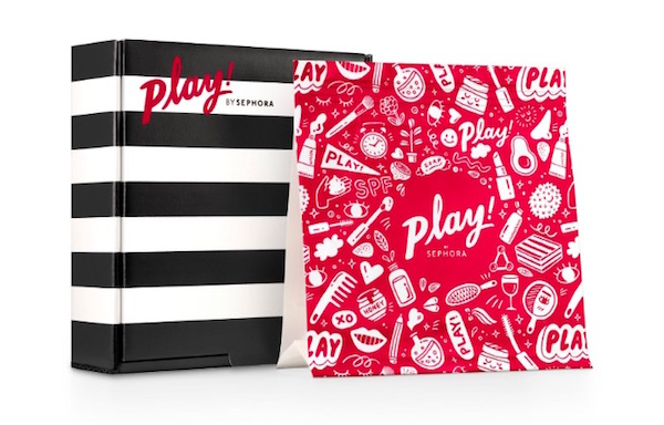 Play by SEPHORA Caja