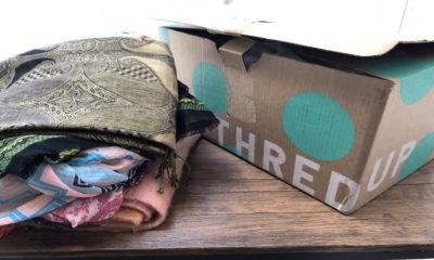Cajas de Ropa de Thredup