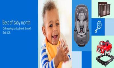 Evento Best of Baby Month Walmart