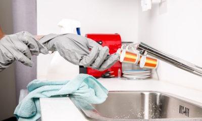 como desinfectar casa
