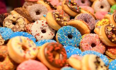 doughnut gratis