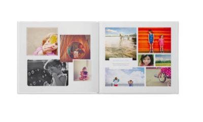 Libro de fotos Shutterfly