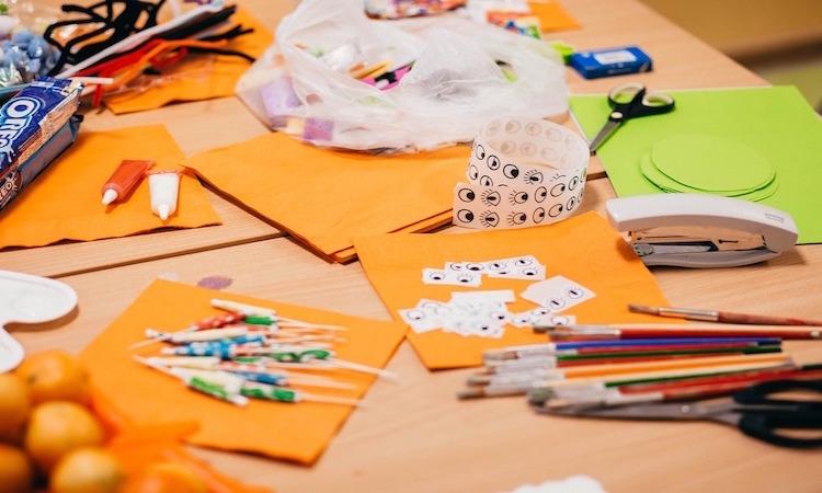 Clases Gratis Online de Crafts y Proyectos con Michael's