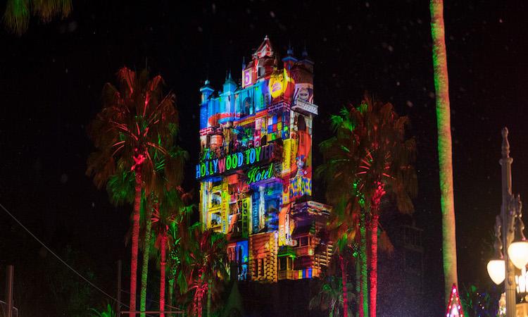 Disney Hollywood Studios Navidad