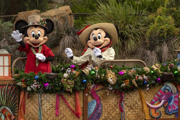 Holiday Celebrations at Disney's Animal Kingdom
